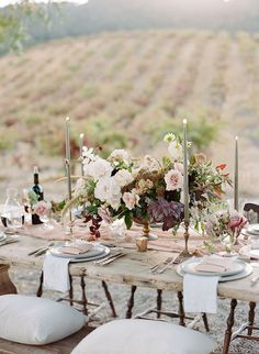 Photography: Lacie Hansen | Venue: HammerSky Vineyards & Inn | Specialty Rentals: Found Vintage Rentals | Event Design & Planning: Bash Please | Tabletop Rentals: The Ark Event Rentals | Floral Design: Catalina Neal
