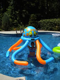 Inflatable Pool Toys Add Fun And With Themed Floats