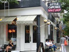 cupcake shop.