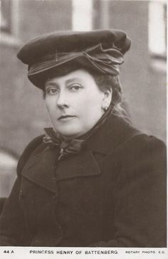 October 26, 1944 Princess Beatrice, the last surviving child of Queen Victoria, died today at her home at Brantridge Park in Sussex. She was 87 years old.