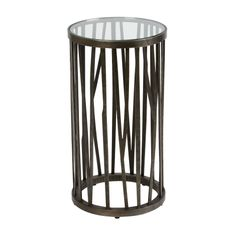 Branches Accent Table   Ethan Allen US. Small Round End Tables.