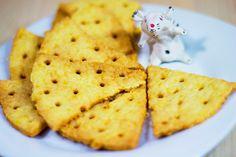 Сырные крекеры | Как приготовить крекеры | Видео рецепт