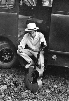 Bob Dylan © Elliott Landy.