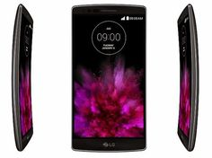 LG G Flex 2 announced at CES. LG's latest flagship with curved display.