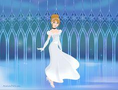 Cinderella (Original Disney look)