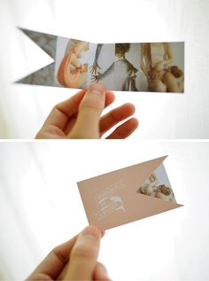 The best business card I have seen in a long time