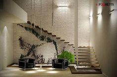 Office project: Studio in stile in stile Moderno di P3dretti Studio, Trendy Tree, Studios, Studying