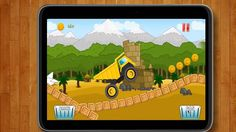 speedy truck Game play Trailer #game #speedy #racing #android #hillracing