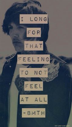 Bring Me The Horizon // Can You Feel My Heart