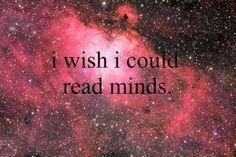 I wish i could..