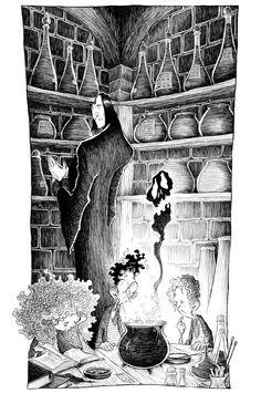 Potions with Snape, Teemu Juhani