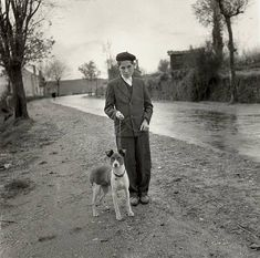 Boy and his dog Dog Photos, Couple Photos, Vintage Dog, Hipster, Dogs, Photography, Animals, Spanish, People