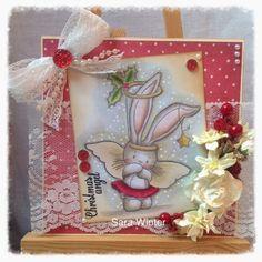 Bunny Zoe's Crafts: Marianne Design