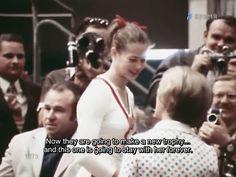 Big Gymnastics' (1974), el documental de Ludmilla Tourischeva, última reina de la gimnasia pre-Comaneci. Rastorotsky es una religión.