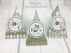i love 2 cut paper: New Year Sour Cream Containers - Pazzles Design Te...