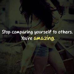 @ mjvd ;) #life #quotes #comparing #amazing