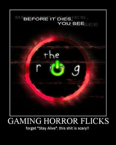 Gaming Horror Stories