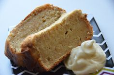 Caramelized Banana Bread with Cream Cheese Frosting