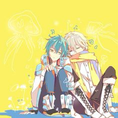 Dmmd - Clear and Aoba