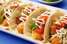 Fish Tacos Recipe copycat recipe for Bonefish Grill, My Dad's Favorite recipe there!