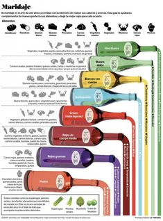 The Different Types of Wine Wine Drinks, Cocktail Drinks, Cocktails, Beverage, In Vino Veritas, Different Types Of Wine, Wine Chart, Etiquette And Manners, Wine Guide