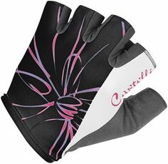 Castelli Dolce Women's Cycling Glove Black