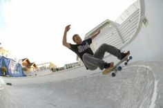 Skateboarders using foreclosed pools--Sounds like a win, win to me.