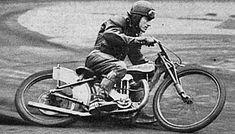 Lionel Van Praag -Speedway World Champion 1936