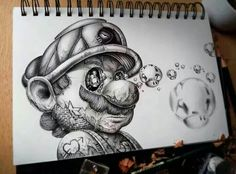 Awesome Mario Design