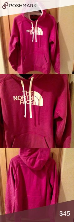 NEW The North Face Women's Hoodie-M Brand new with tag, The North Face Women's Half Dome Hoodie in Luminspk/TNFWht size Medium. No trade.  Price is firm. The North Face Tops Sweatshirts & Hoodies