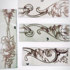 Flora Jamieson stained glass florajamieson.co.uk