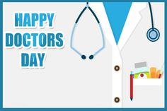 Medicines can cure but a good doctor's inspirational words can bring strength to fight from within. So, this Doctors' Day let's salute for their hard work and dedication they give to care others. #HappyDoctorsDay