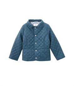 Girl's padded jacket green Moonlight - Petit Bateau
