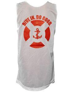 Dive In. Do Good. Delta Gamma.