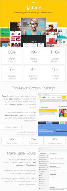 Flexible Multi Purpose Responsive Theme (30+ Different Layouts)