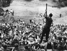 Pete Seeger... my childhood.