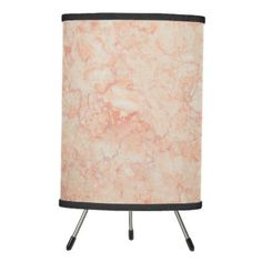#home #lamps #decor - #Abstract Marble Texture in Pastel Color Tripod Lamp