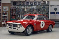 Alfa Romeo Giulia Sprint GTA Competition