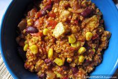 Kaszomania - pomysły na dania z kaszy jaglanej: TOP 10 jaglanych przepisów na kaszomanii - 2015