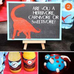 {Party of 5 Fridays} Halloween, Dinosaur, Rustic Garden, Pea Pod,  Zebra/Feather