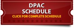 DPAC for the best in the arts. Durham, NC