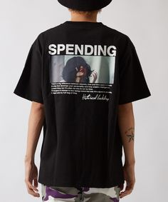 楽天市場】【30%OFFクーポン対象】 ビッグTシャツ メンズ ... Design Kaos, Ästhetisches Design, Shirt Logo Design, Tee Shirt Designs, Cool Shirts, Tee Shirts, Aesthetic Shirts, Japanese Streetwear, N21
