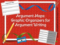 Help your students organize their information for argument writing with these three graphic organizers. These organizers truly help students by offering them the guideline of what to include in a strong argument and then model the process of constructing a fluid argument. Included you will find three different graphic organizers: 1. 1 claim, 2 reasons, and 4 pieces of evidence/quotes 2. 1 claim, 2 reasons, and 2 pieces of evidence/quotes 3. 1 claim, 1 reason, and 2 pieces of evidence/quotes