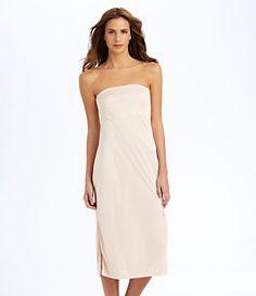 Cabernet Maxi Slip! Perfect for those kinda sheer maxi dresses!