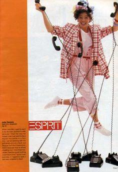 May 1985 Seventeen Magazine Ads
