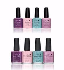 CND Shellac Collection Sets
