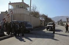 Afghan president says several killed and wounded in Kabul blast - The Express Tribune Security Architecture, Presidents, Pakistan Daily, Daily News, Watch, Design, Clock, Design Comics, Wrist Watches