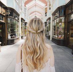 Twisted crown braid by Kayley Melissa