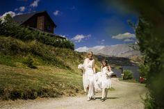 fotografía de boda en en Pirineo, Biescas, por Pedro Etura