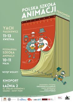 Movie Animation Workshops http://laznia.pl/edukacjaart,434,polska_szkola_animacji_fenomen_artystyczny.html